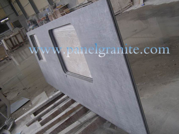 Super thin granite slabs, marble slabs |thin onyx translucent panels